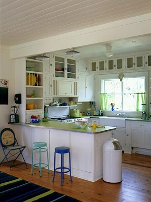 Small Place Style Kitchens Home Style Beach House Pinterest