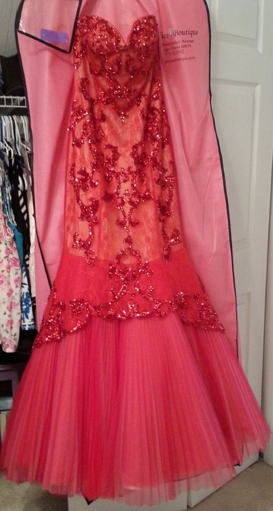 Spoiled lady prom dresses