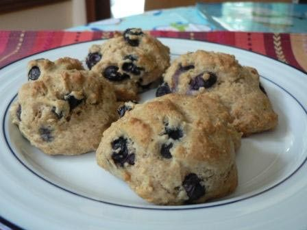 Low Fat, Low Calorie Blueberry Scones | Chef in my Own Mind | Pintere ...