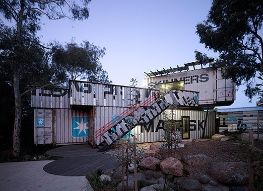 Shipping Crate House SweetARCHITECTURE Pinterest