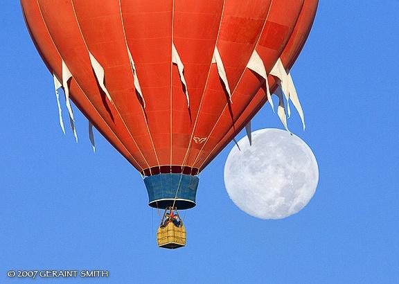 Taos Hot Air Balloon Festival