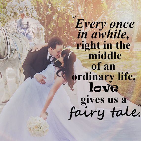 Disney Love Quotes For Weddings. QuotesGram