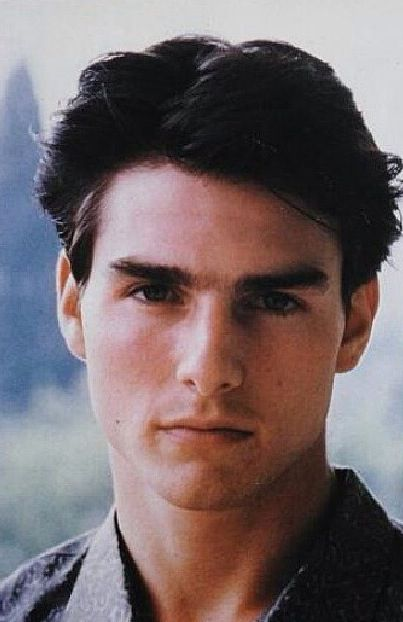 Young Tom Cruise Perfection Pinterest