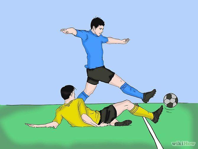 17 regla del futbol:
