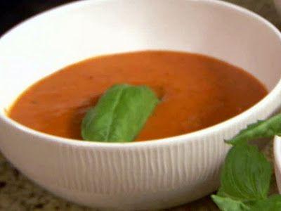 nordstrom's tomato basil soup recipe!