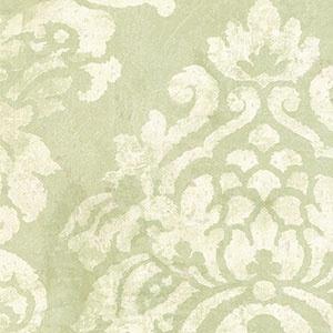 green damask wallpaper for the home pinterest