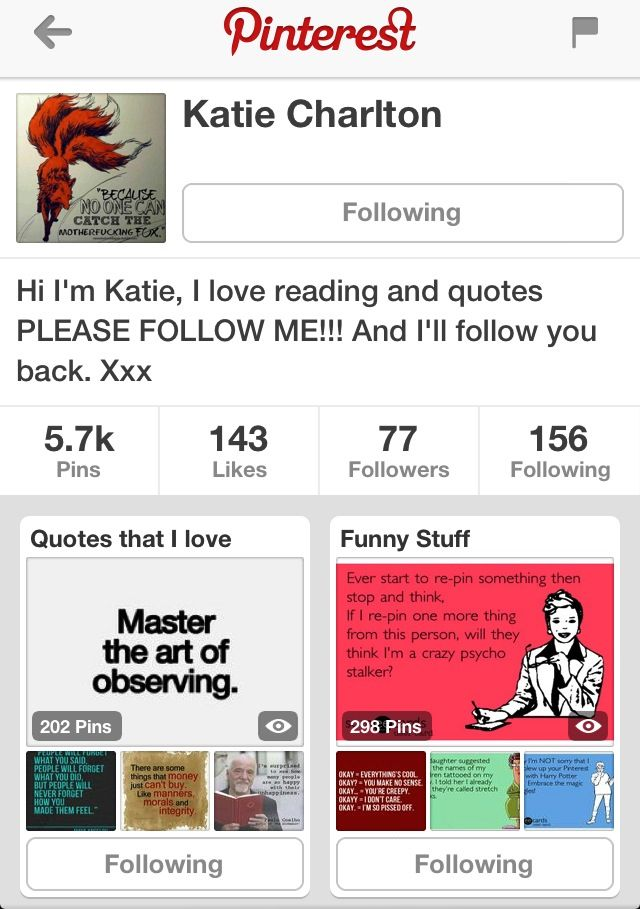 Shout out to katie charlton kirsten s crazies pinterest