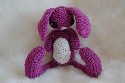 Crochet Patterns Meaning : crochet amigurumi rabbit free pattern Crochet like you mean it Pi ...