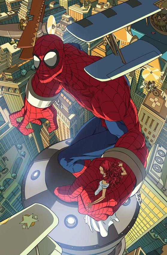 Spider-Man Loves Mary Jane   Spider-man, Spider-man! Does ...