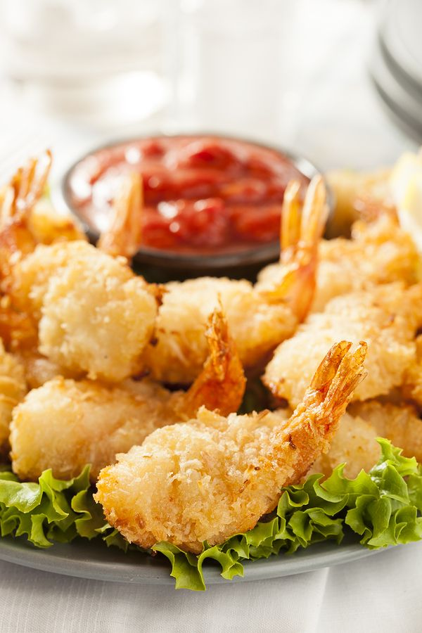 Crunchy Coconut Shrimp Recipe — Dishmaps