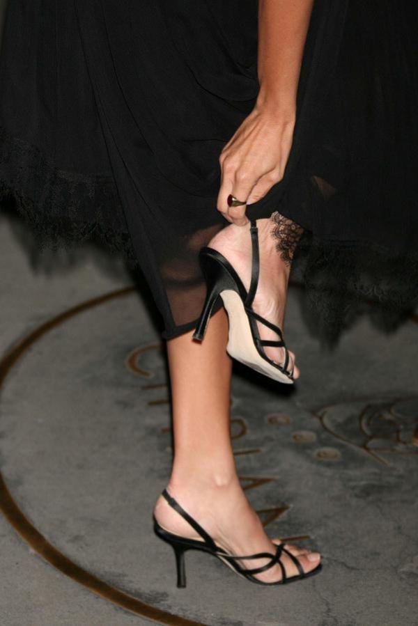 Penelope Cruz Feet