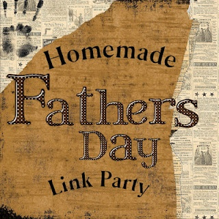 If you have any DIY Father's Day gift ideas please link up at My Life's a Treasure: Father's Day Link Party