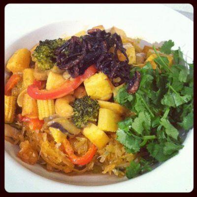 100% Veggie, Vegan Pad Thai   who needs meat?   Pinterest