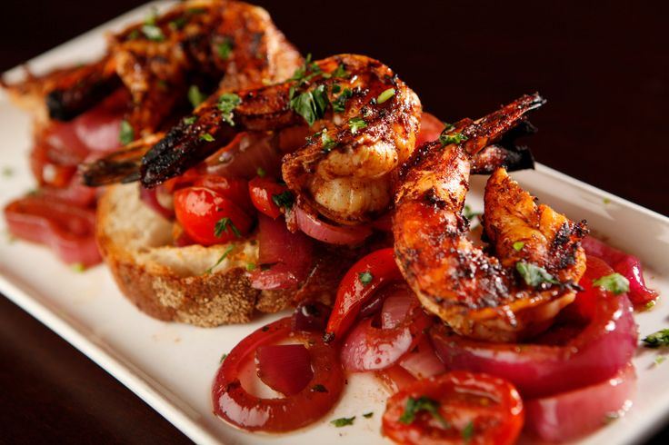 Marinated & Grilled Shrimp | NY - Delicious Dishes from Local NY Rest ...