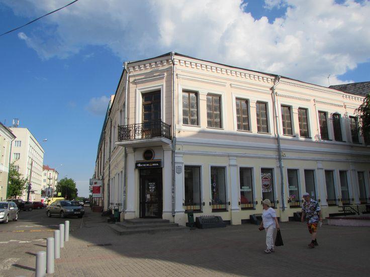 улицы белоруссии