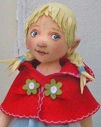 Волосы для куклы из пряжи мастер класс - 4fbd