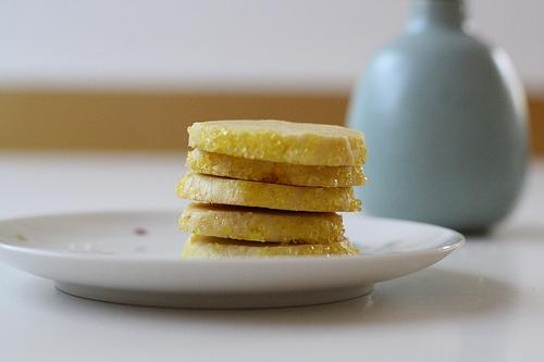 lemon icebox cookies | Food Delicioiusness | Pinterest