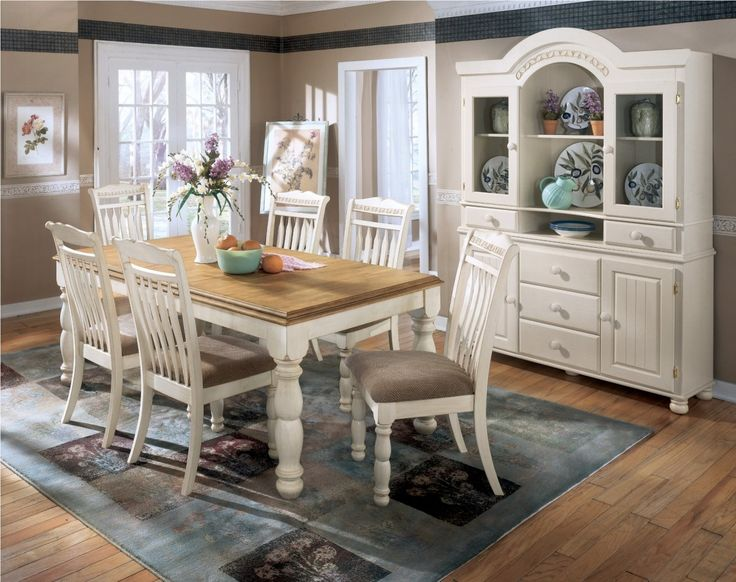 Design#456456: Cottage Style Dining Rooms – 17 Best ideas about ...