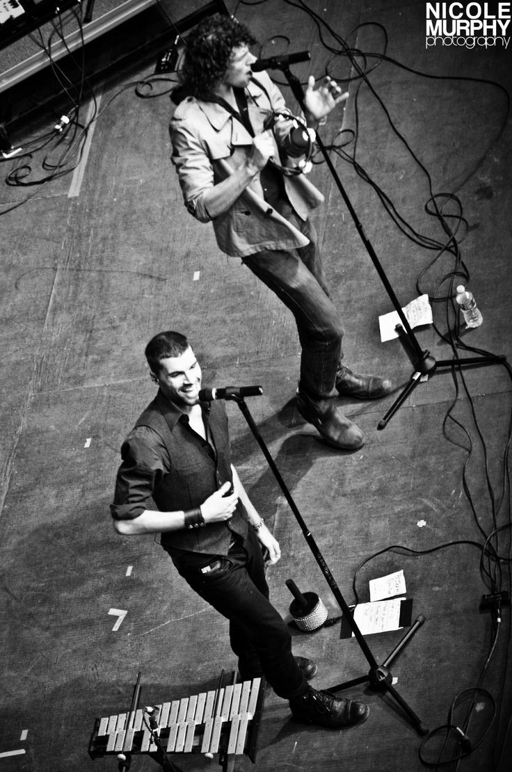 Joel and Luke Smallbone