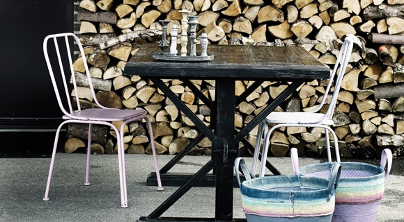 Nordal cool shabby chic danish furniture