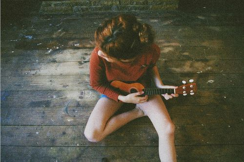 goal for summer: learn how to play the uke.