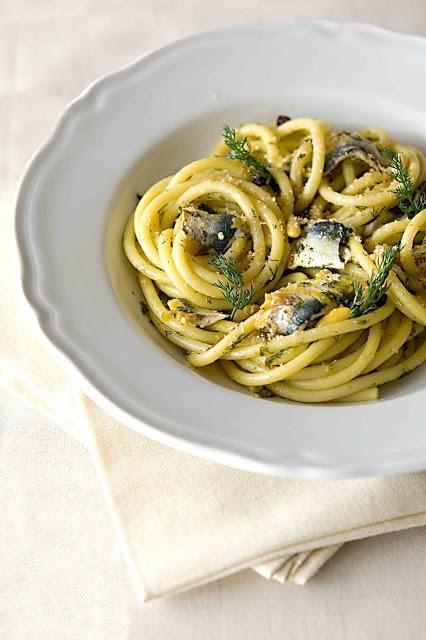 Pasta con le sarde « Kitchenqb | Recipes - Ricette | Pinterest