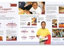 Goodbye Chicken Nuggets: Chicago Public Schools and the School Food FOCUS move toward healthier chicken
