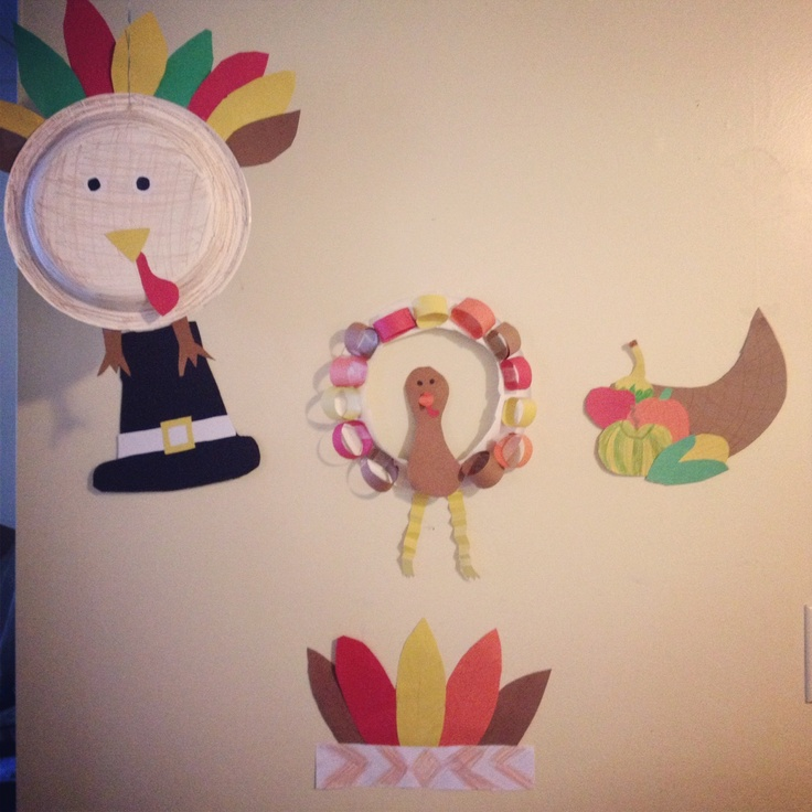 Thanksgiving Classroom Wall Decorations ~ Thanksgiving wall decorations