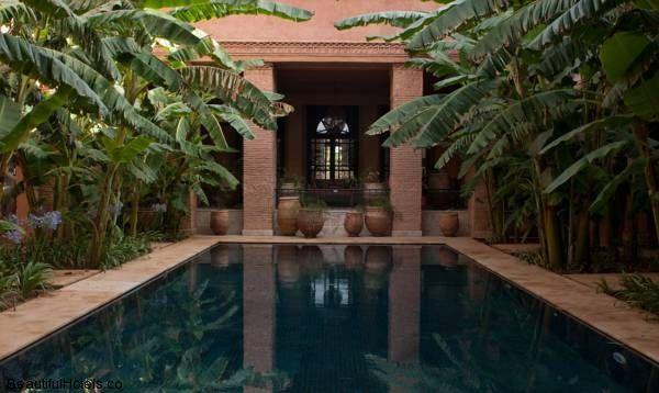 Annakhil Morocco  city photos : ... Suites & Pavillons Annakhil, Marrakech, Morocco @ Beautiful Hotels
