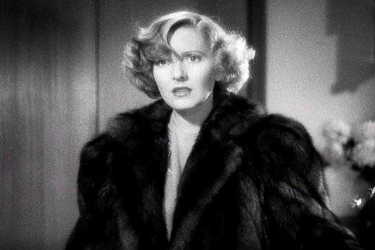 Jean Arthur Smart Funny Actress Big Fan