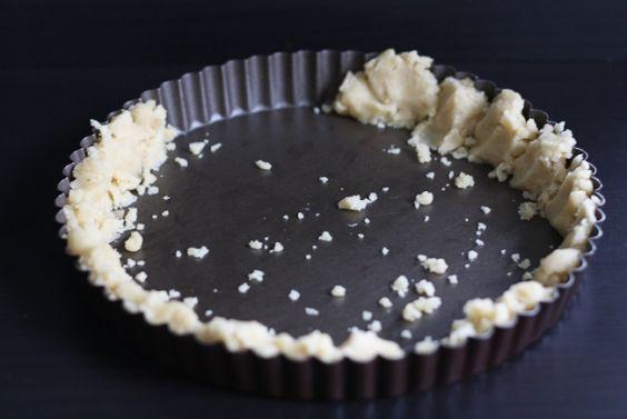 Chocolate Ganache Tart with Press-In Shortbread Crust | The Joy of ...