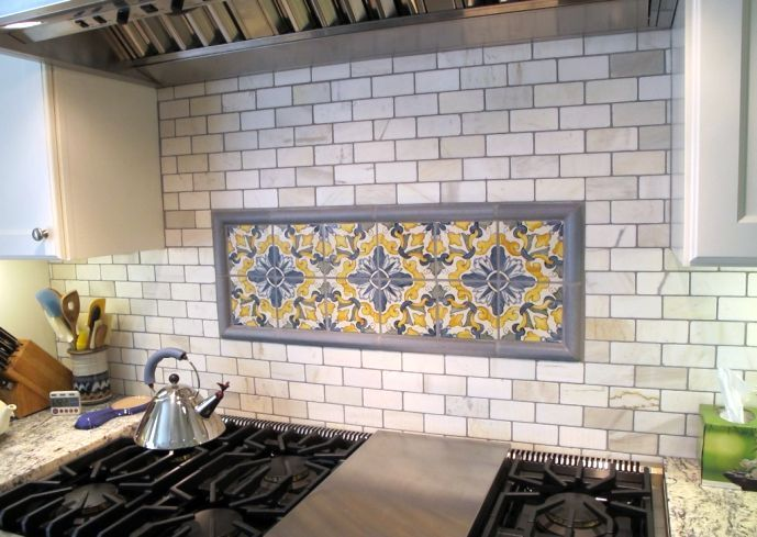 talavera kitchen tile backsplash designs dream on home