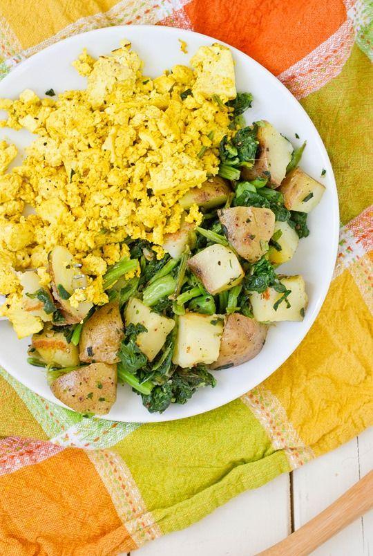 Breakfast, High-protein, Vegetarian, Vegan] * | V is for Vegan