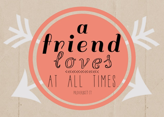 Bible Verses About Friendship In The Old Testament : Proverbs words