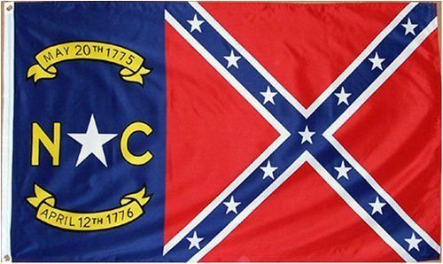 what color is the rebel flag