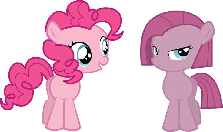 My Little Pony Pinkie Pie Filly Как Рисовать Пинки Пай