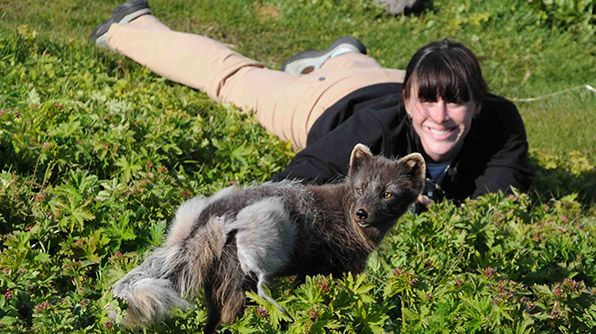 Jessica Pociask knows how to make the most of wildlife tours!
