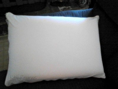 Hydraluxe Air Cooling Bed Pillow Review