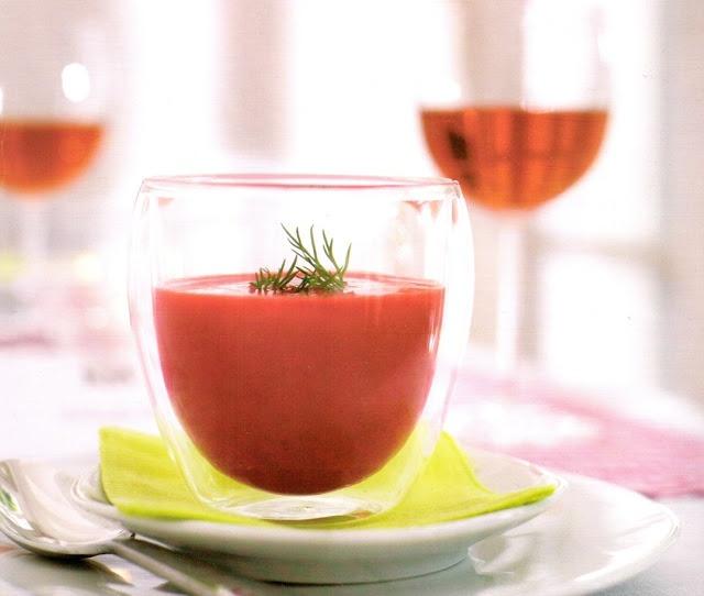 Carrot soup with yogurt . Martha Stewart   Food and Desserts   Pinter ...