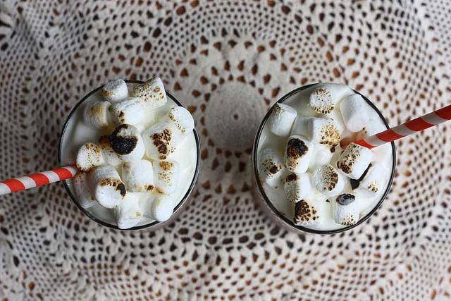 Frozen Hot Chocolate ?? :)