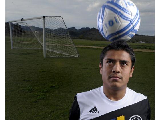 Appeal-Democrat All-Area Soccer First Team: Gridley High defender