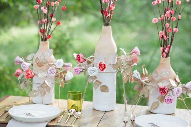 Do It Yourself Wedding Flowers Centerpieces : Do it yourself floral centerpieces diy ideas for the