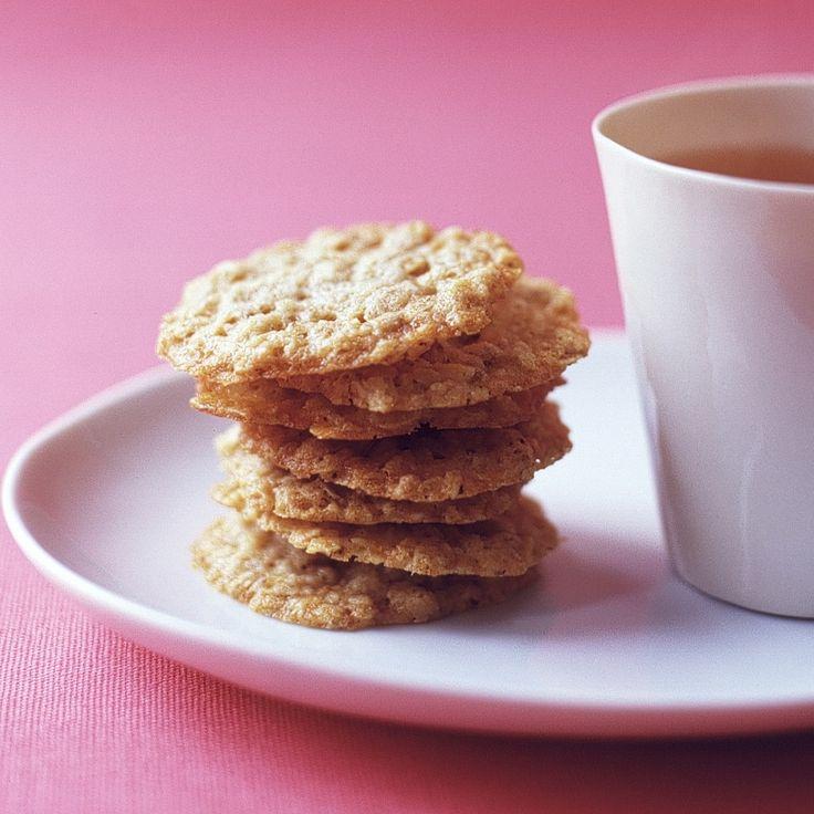 Oatmeal Crisps Recipe — Dishmaps