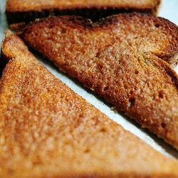 Cinnamon Toast the RIGHT way Recipe from The Pioneer Woman