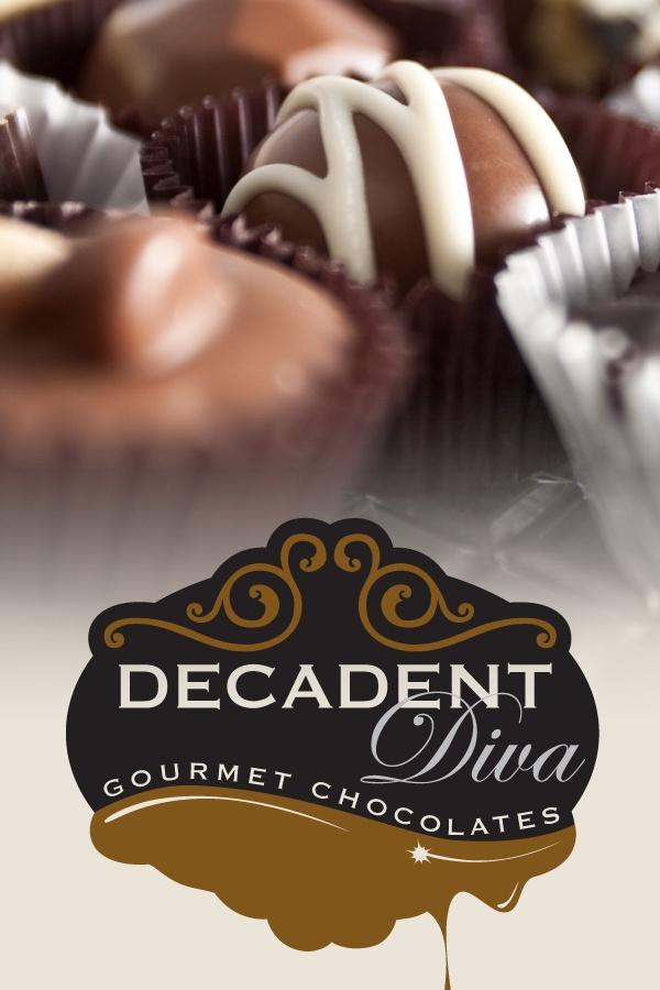 Decadent Diva Chocolates:  Gourmet Chocolates and Candies.