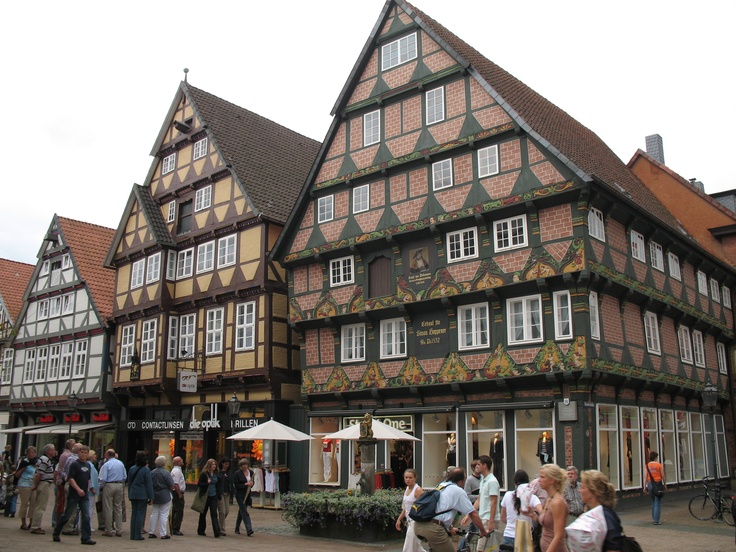 3 artistic half timbered house plans building plans for Half timbered house plans