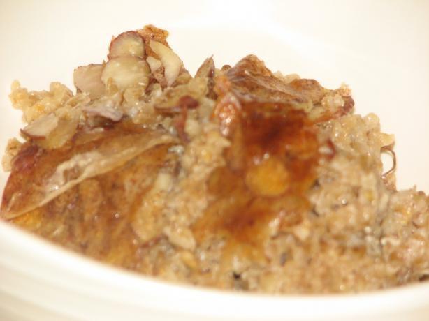 Baked Maple Oatmeal | Recipe