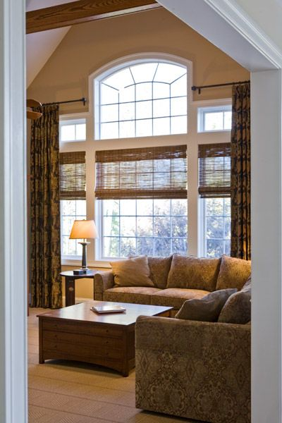 Beautiful Custom Window Treatments For The Home Pinterest