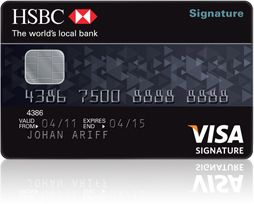 hsbc credit card now capital one
