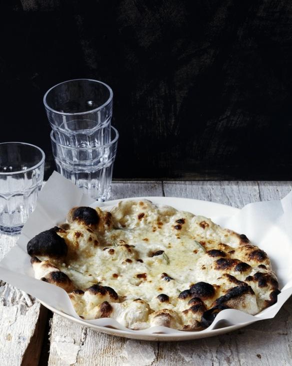 Jim Lahey's Pizza Bianca Recipe — Dishmaps